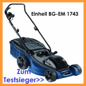 Elektro Rasenmäher Testsieger 200