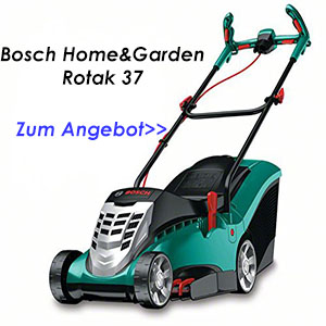 Elektro Rasenmäher kaufen 3