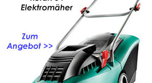 Elektro Rasenmäher kaufen 6