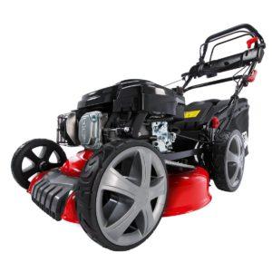 Rasenmäher mit Elektrostart 4